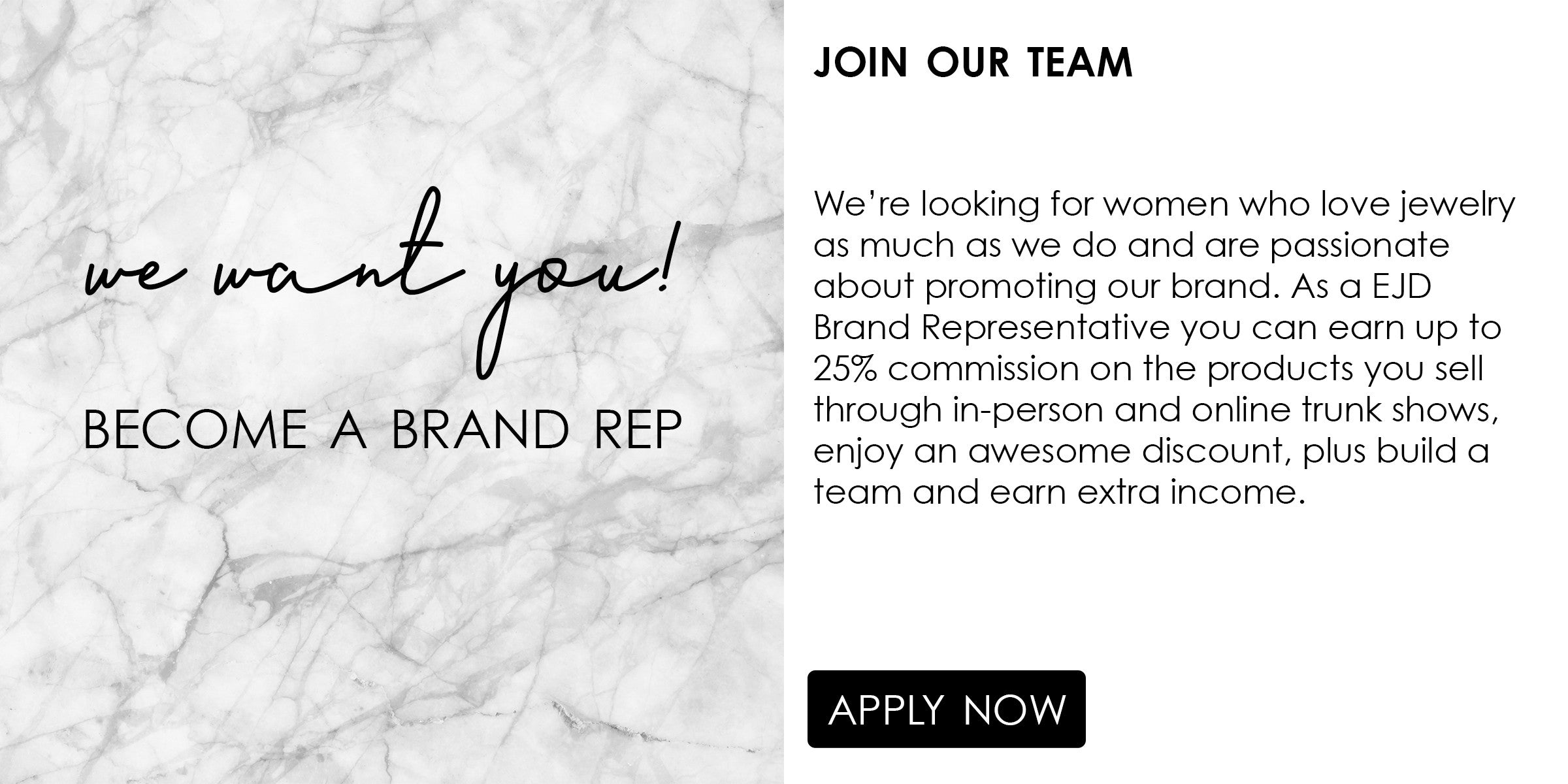 Become a Brand Rep