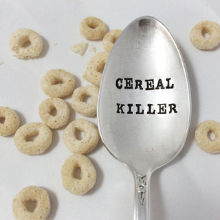 Cereal killer Spoon - ShopNowBeforeYouDie.com