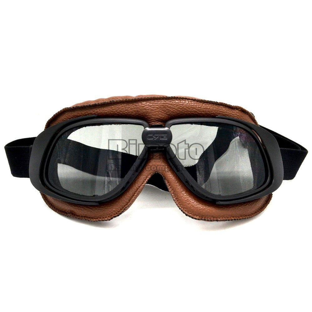 Helmet Goggles With Smoking Lens - ShopNowBeforeYouDie.com