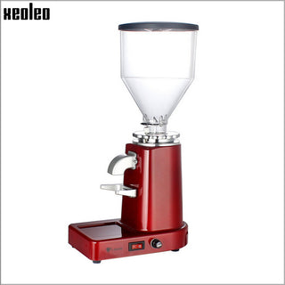 Xeoleo Electric Coffee grinder 500N Commercial&home Coffee Bean Grinder machine Milling machine Professional Coffee Powder maker