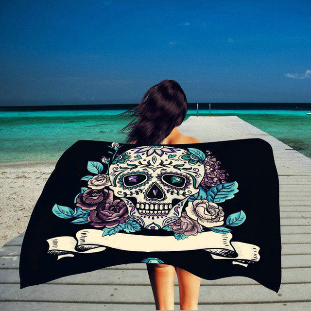 100*140cm Indian Elephant Mandala Tapestry Hippie wall hanging tapestries beach throw towel yoga mat shawl  YOUNGER STORE YG064