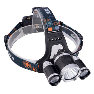 Portable Headlamp 3 LED (Bright Hiking Camping Tent Lantern) - ShopNowBeforeYouDie.com