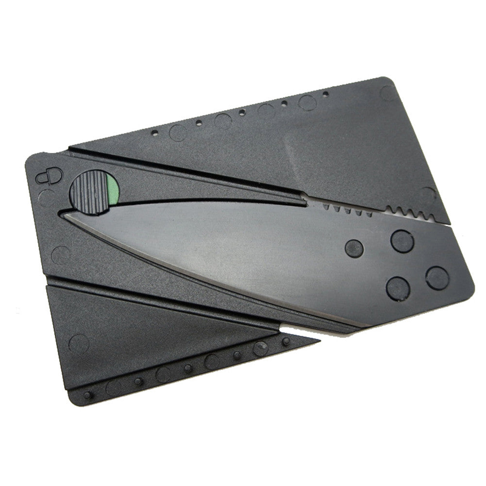 Credit Card Knife Folding Blade Knife Mini Wallet Camping Outdoor Tools Folding Tactical Knife - ShopNowBeforeYouDie.com