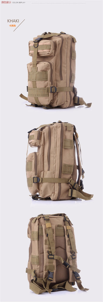 Tactical Military outdoor Leaves  Camouflage backpack. - ShopNowBeforeYouDie.com