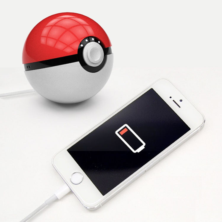 12000mAh Power Bank Pokeball Go Power bank Pokeball 12000 Mah Powerbank Quick Phone Charge Power Bank Cartoon External Battery - ShopNowBeforeYouDie.com