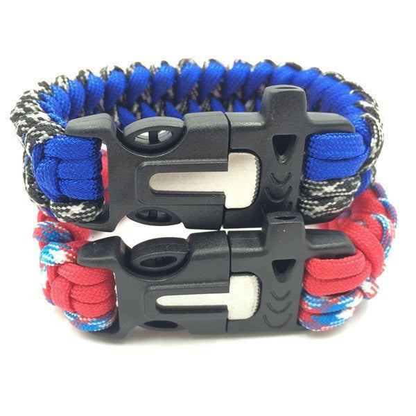 Outdoor Sports Men's Paracord Bracelet