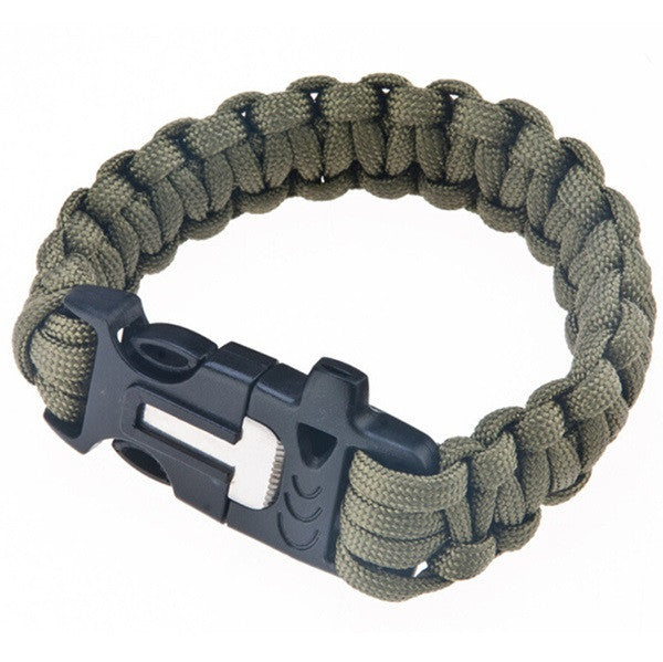 Outdoor Sports Men's Paracord Bracelet - ShopNowBeforeYouDie.com