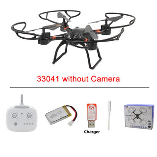 SUPER-S RC Drone 33041C with HD Camera Professional 2.4G Remote Control Quadcopter Toy Helicopter Dron  / 33041 without Camera - ShopNowBeforeYouDie.com