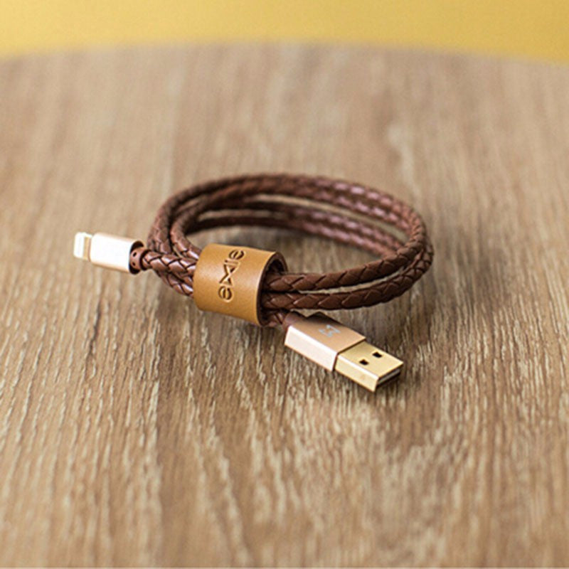 100% Brand New High Quality 1M Braided Leather Fast Charging Cord Data Sync 8pin USB Cable For iPhone 6 6s 5s 6s plus - ShopNowBeforeYouDie.com