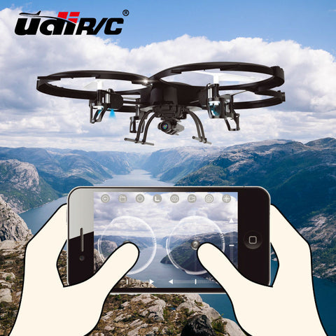 An free extra battery rc drone UDI U919A BIG Remote Control Helicopter Quadcopter 6-Axis Gyro Wifi FPV  U818A Updated version - ShopNowBeforeYouDie.com