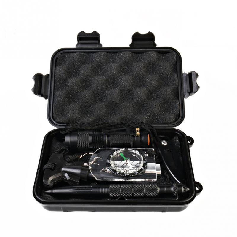 10 in 1 Professional Outdoor Survival Kit - ShopNowBeforeYouDie.com