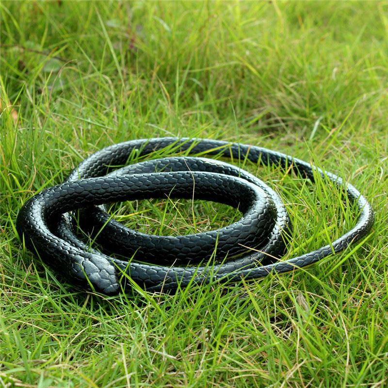 Queen simulation super big snake Tricky High Simulation Toy Snake Funny Scary Snake Kids Gag Toys Prank Funny Toys 1300cm+ - ShopNowBeforeYouDie.com