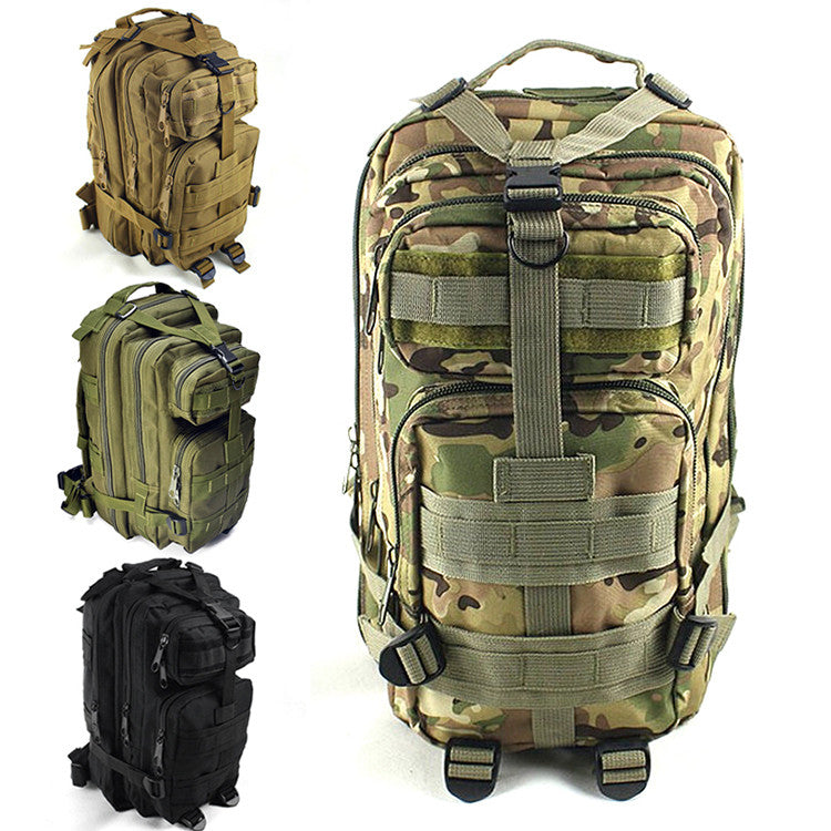 Military Tactical Men's  Backpack (Camping Bag, Hiking Rucksacks, Men's Travel Bag) - ShopNowBeforeYouDie.com