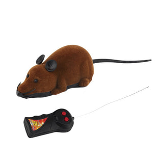 Scary Remote Control Simulation Plush Mouse Mice Kids Toys Gift for Cat Dog Worldwide sale - ShopNowBeforeYouDie.com