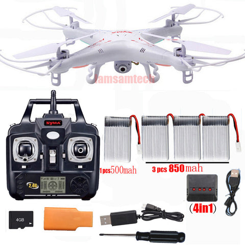Original syma x5c-1100%  Remote Control RC Helicopter RC Quad-copter Drone Ar.Drone With HD Camera x5c - ShopNowBeforeYouDie.com