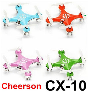 Cheerson CX-10 CX10 6Axis Remote Control RC Toy Quadcopter Mini Helicopter Control Aircraft RTF Drone VS mjx x101 x600 x800 x400 - ShopNowBeforeYouDie.com
