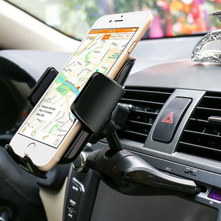 Portable 360 degree Universal Car Dashboard Phone Mount Stand - ShopNowBeforeYouDie.com