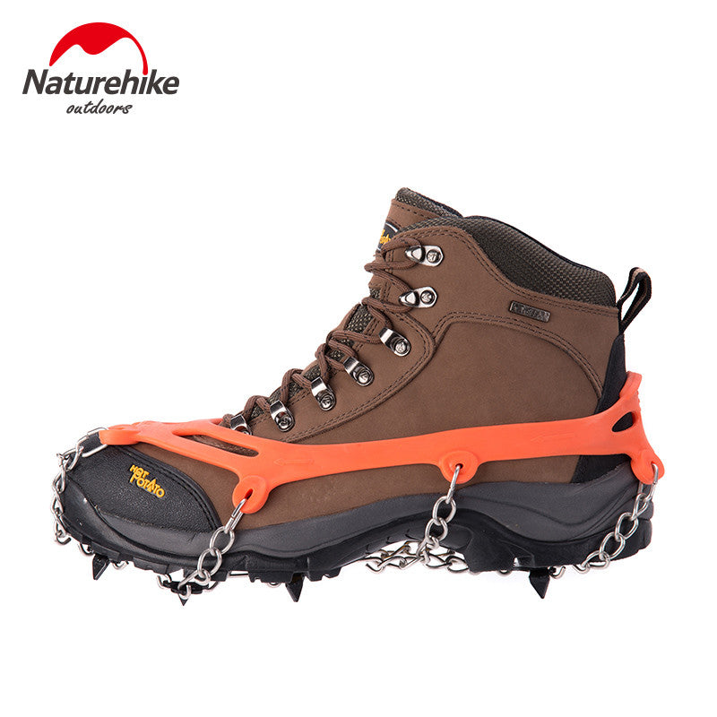 High Quality Sports Orange Winter Anti Slip Ice Gripper - ShopNowBeforeYouDie.com