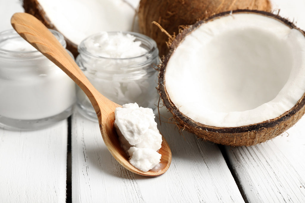There's no nuts in coconut oil
