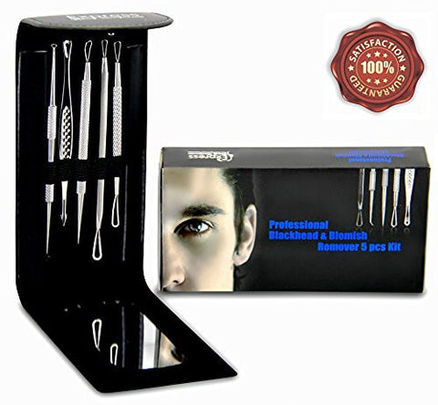 Professional Blackhead and Blemish Remover Kit 5pcs. SHIP to USA only