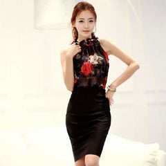 Floral Chiffon  Women Top. Ship to USA only