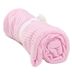 Newborn Baby Cotton Blanket. SHIP to USA only