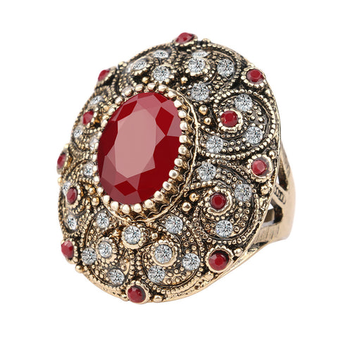 Fashion Vintage Jewelry Ring For Women. SHIP to USA only