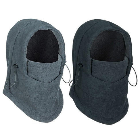 Fleece Winter Windproof Ski Face Mask Balaclavas Hood.