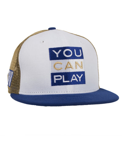 9 FIFTY YOU CAN PLAY SNAPBACK