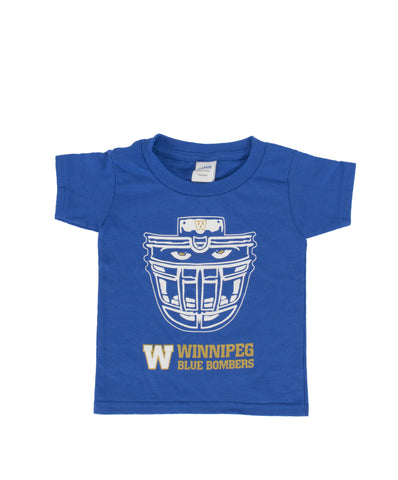 TODDLER FACEMASK ROYAL TEE