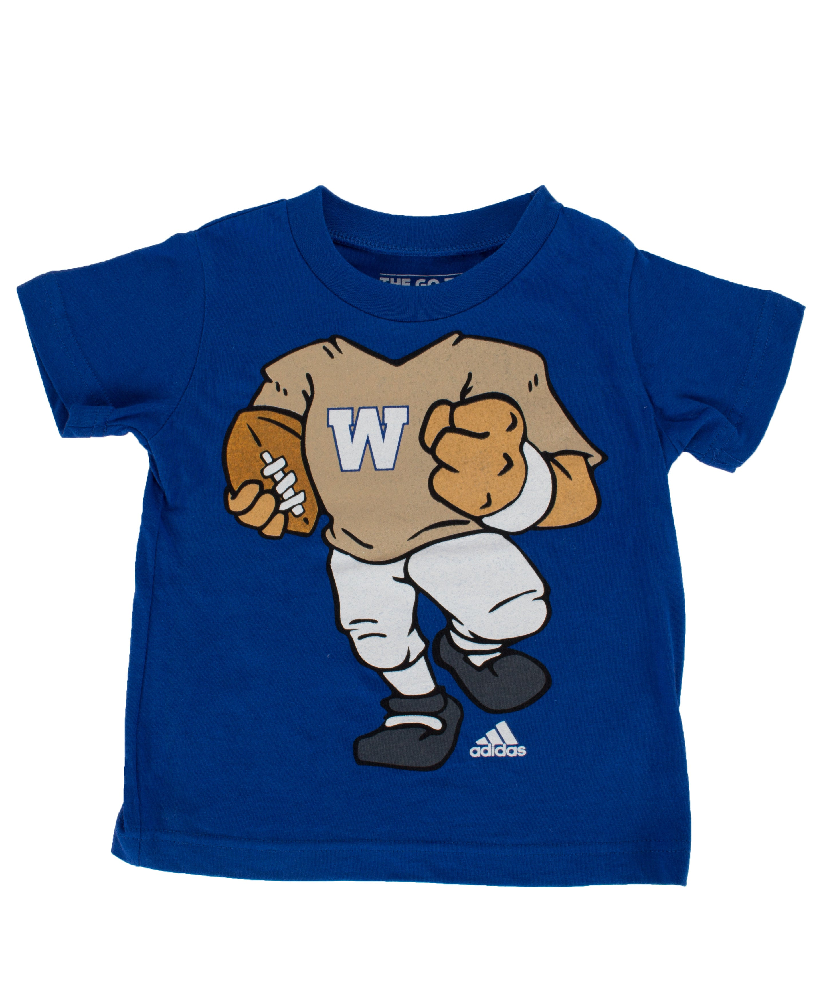 Toddler Football Dreams Tee