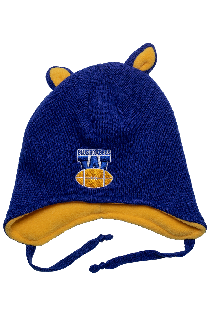 Blue Bombers Retro Little Monster Toque