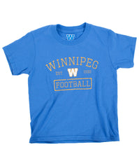 Youth Winnipeg Football Established Tee