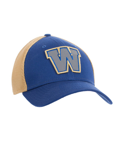 New Era Reflective Blue/Gold