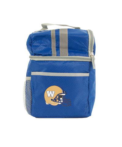 Helmet Logo Lunch Cooler