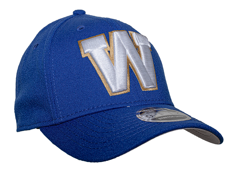 Blue Bombers New Era 9Fifty Stretch Snap W Royal Cap