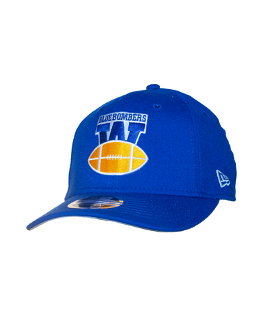 9Fifty Stretch Snap Retro Logo
