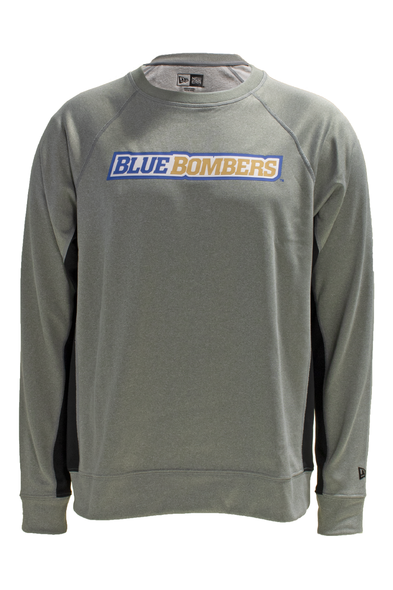 Blue Bombers New Era Sideline Crewneck
