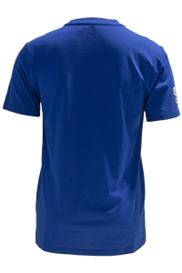 Blue Bombers New Era Royal Distressed Tee