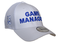 Blue Bombers New Era 39Thirty Game Manager Cap