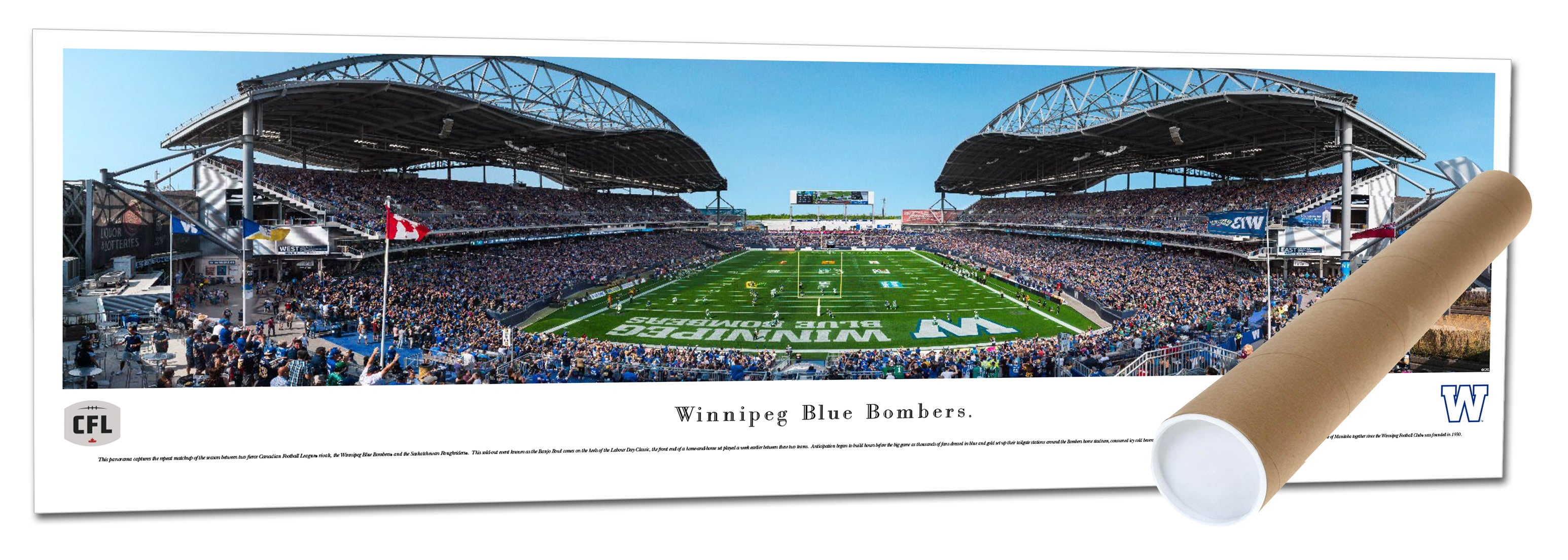 Panorama Investors Group Field Print 2017
