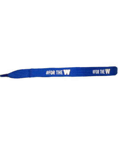 #FORTHEW Shoelaces