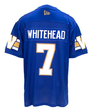 New Era Replica Home Jersey - #7 Lucky Whitehead