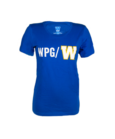 Ladies Royal WPG/W Tee
