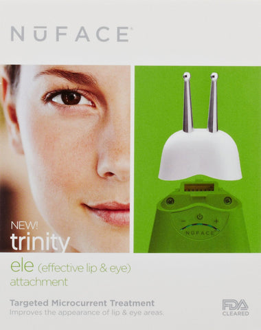 NuFACE Trinity ELE Effective Lip and Eye Attachment 眼唇替換頭