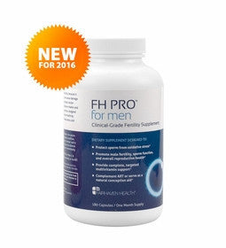 FH Pro for Men 精子維生素加強版