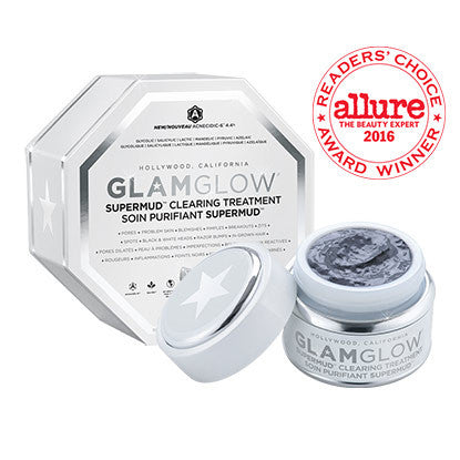 Glamglow SuperMud Clearing Treatment 超亮面膜