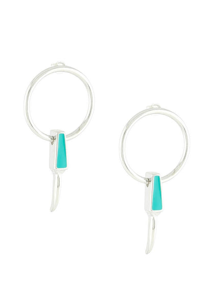 Vanessa Mooney - The Twiggy Earrings - NARIE Clothing
