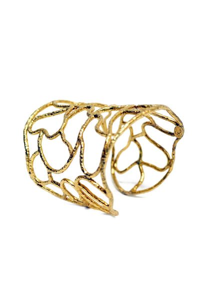 Christina Greene - Newbury Wire Cuff - NARIE Clothing