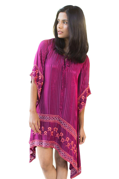 Posy Tunic Dress - NARIE Clothing
